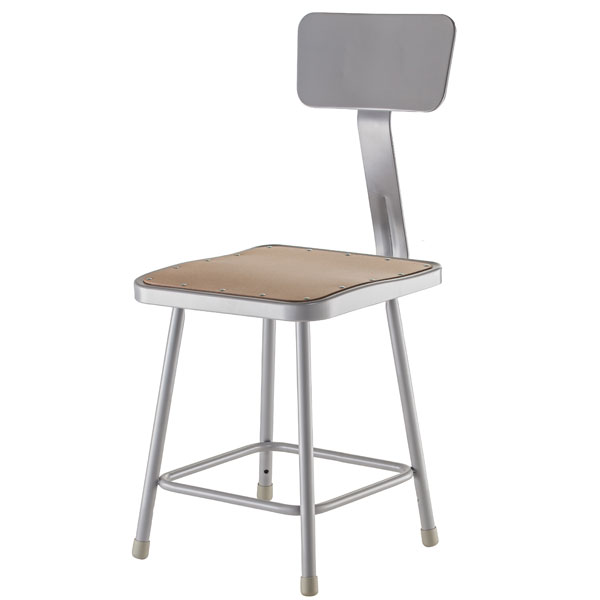 6318b-18h-fixed-height-square-seat-lab-stool-with-backrest