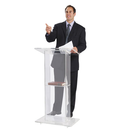 401s-46hx24w-rectangular-clear-acrylic-lectern-with-shelf