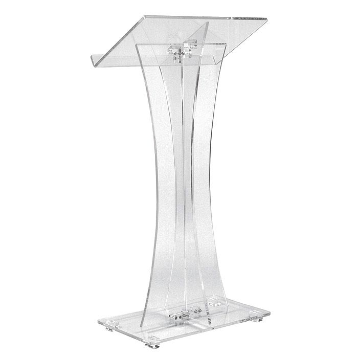 471-curved-style-clear-acrylic-lectern