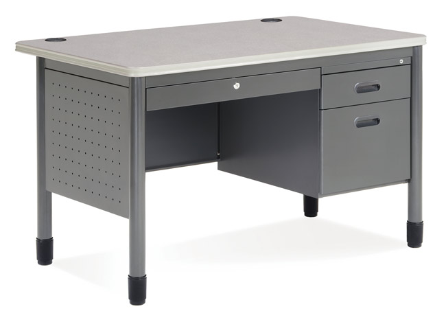 66348-single-pedestal-mesa-teacher-desk-30-x-47-gray-nebula-laminate