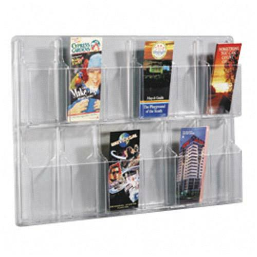 5604cl-30wx2038hx2d-12-pamphlet-acrylic-literature-wall-rack