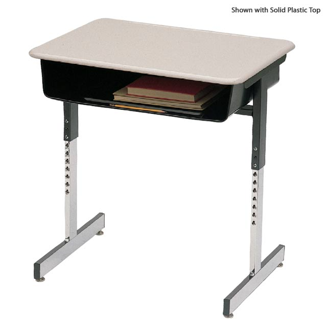 7800sp-open-front-desk-w-pedestal-legs-and-solid-plastic-top