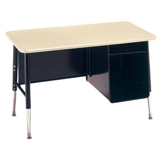 sc1560sp-master-scholar-desk-w-metal-book-box-solid-plastic-top