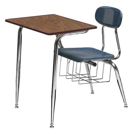 Combo Chair Ii: Scholar Craft Extra-Large Combo Desk