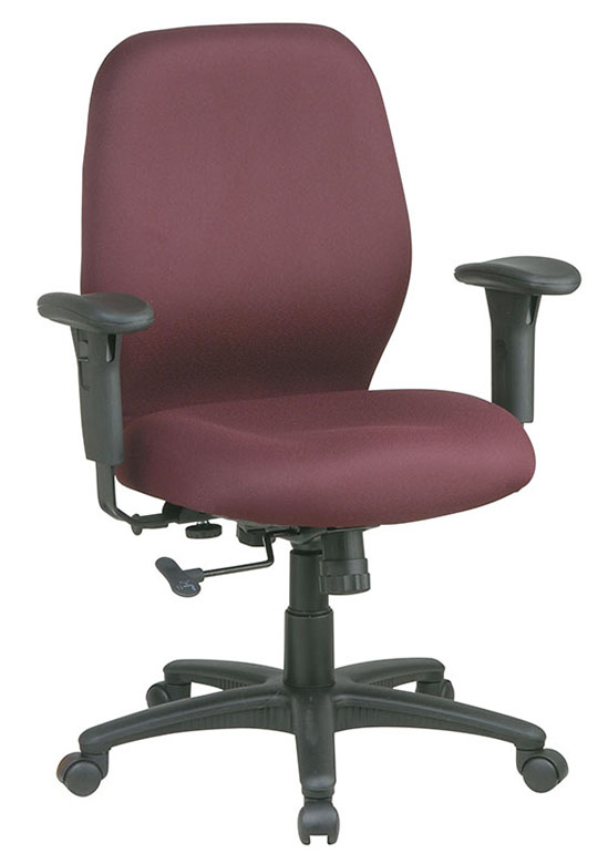 3121-synchro-tilt-managers-chair-with-adjustable-soft-pu-padded-arms