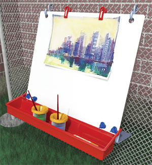 s3101-2312wx2212h-single-hanging-fence-easel