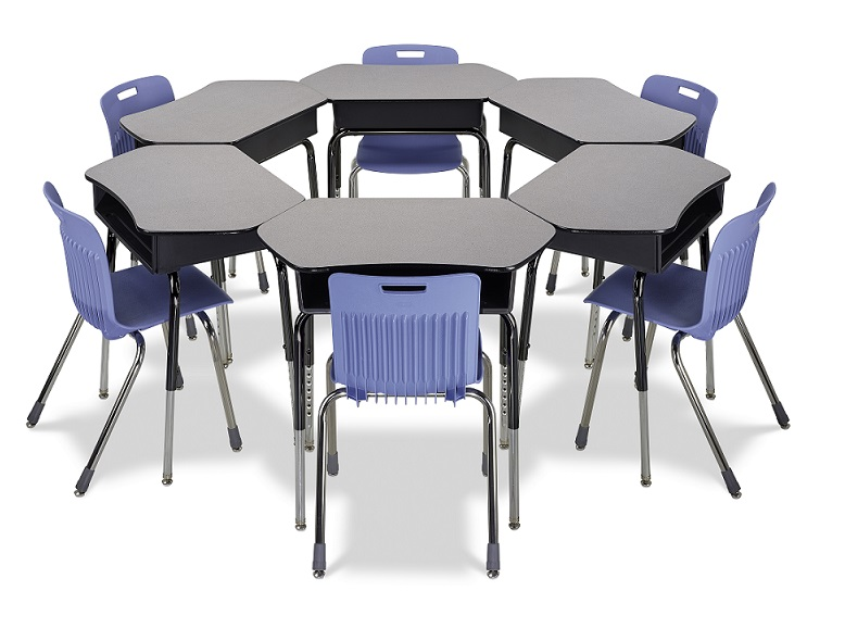 Click here for more Collaborative Desks by Worthington