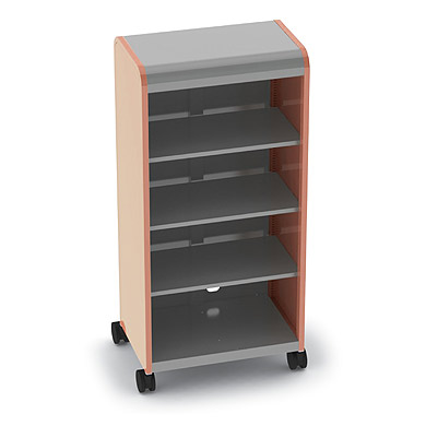 30711-cascade-series-fourshelf-mobile-storage-w-out-doors-2858-w-x-19-d