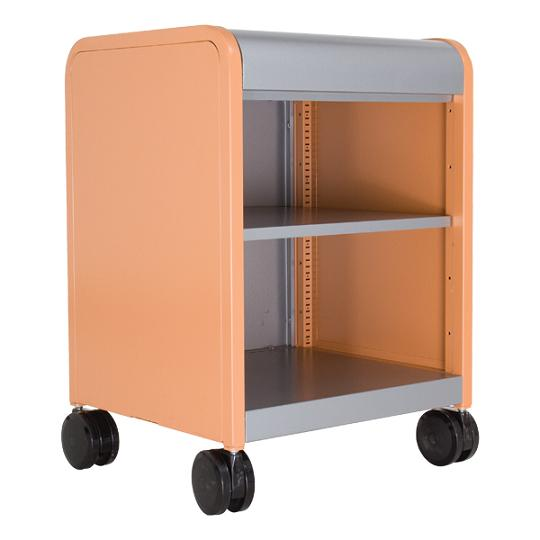 30111-cascade-series-twoshelf-mobile-storage-w-out-doors-2858-w-x-19-d