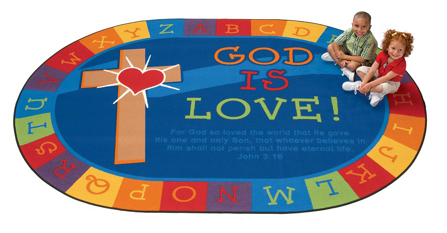 83007-god-is-love-learning-rug-78-x-1010-oval