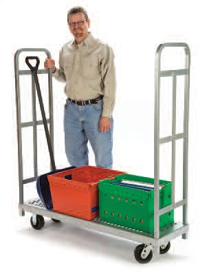 3986-narrow-heavyduty-panel-mover-w-end-uprights-all-swivel-casters