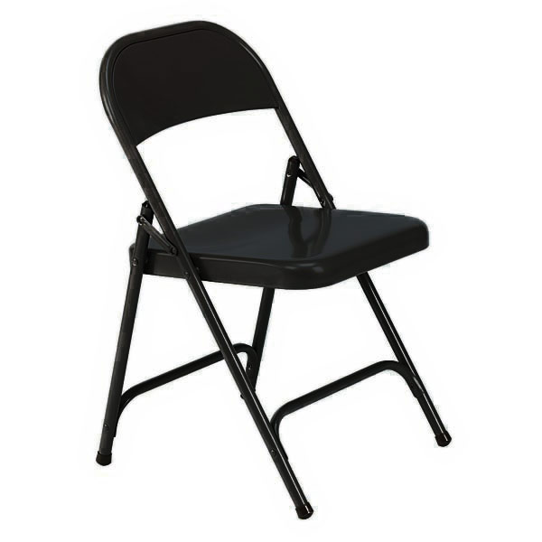 162-charcoal-black-folding-chair
