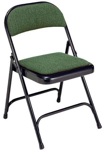 188-charcoal-black-frame-evergreen-fabric-padded-seat-and-back-folding-chair