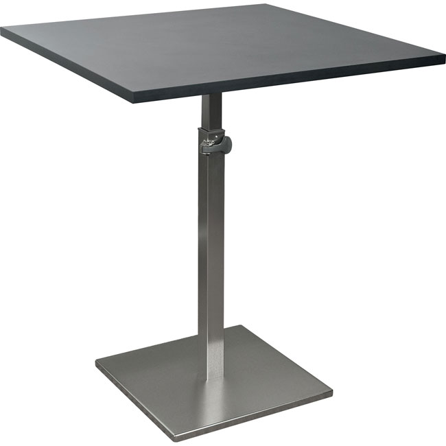 Beau 90353 Height Adjustable Bistro Table