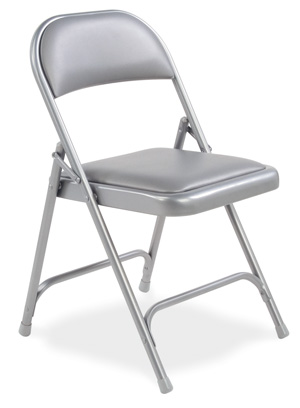 168-silver-mist-frame-silver-mist-vinyl-padded-seat-and-back-folding-chair
