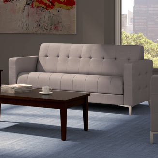 Ndi Office Furniture Hagen Reception Seating Sofa - 9074tpe ...