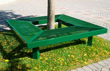 934s-6-geometric-mall-bench-inground-legs