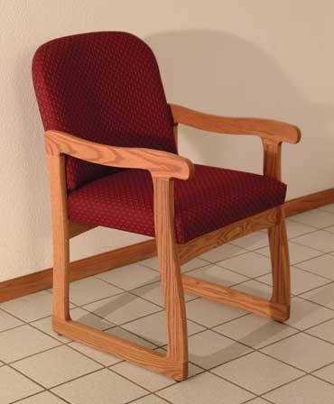 dw91-sled-base-prairie-series-guest-chair-with-arms-standard-fabric