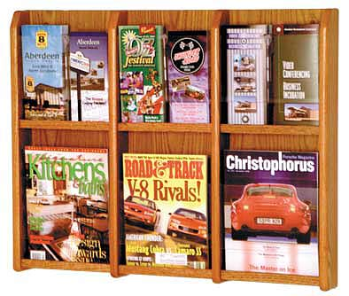 lm9-6-magazine-or-12-brochure-oak-and-acrylic-wall-rack