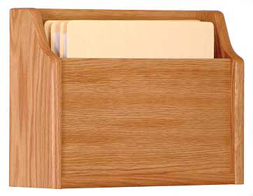 chd151-1-pocket-extra-deep-oak-wall-chart-holder