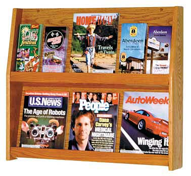ld2412-oak-literature-display-245-h-x-2875-w