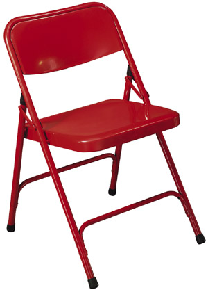 240-fire-engine-red-18-gauge-steel-folding-chair-with-double-hinge