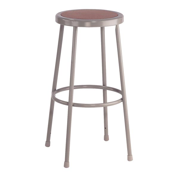National Public Seating 6230 Steel Stool 30 Quot H