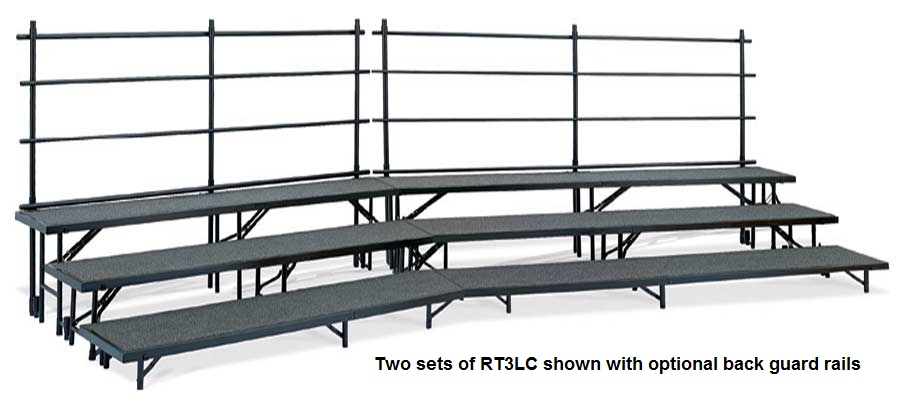 rt3lc-3-level-tapered-choral-riser-carpet-surface