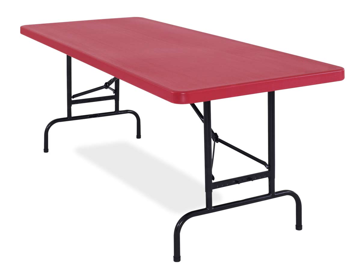 bta307240-redblack-30-x-72-adjustable-height-plastic-folding-table