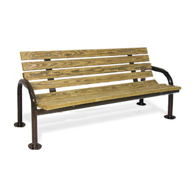 pressure-treated-double-post-contour-outdoor-bench-by-ultraplay