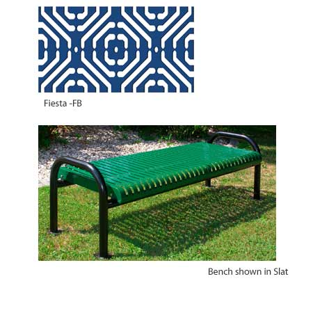 966-fb6-6-contour-outdoor-bench-without-back-fiesta-pattern
