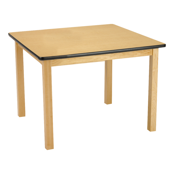 110036sq-36-square-wooden-table