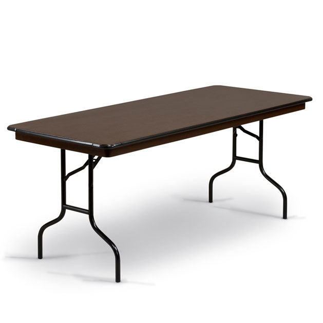 Midwest Folding Products F Series Folding Table 30 X 72 630f