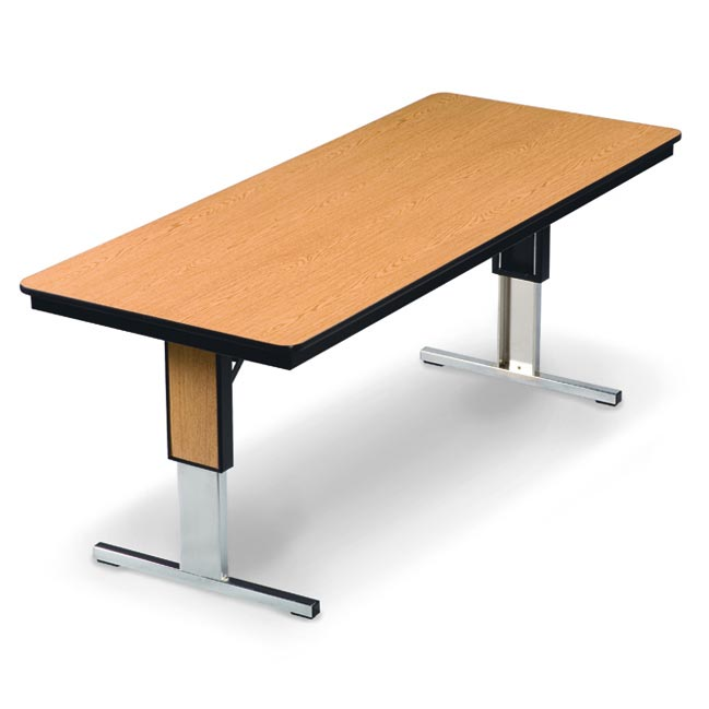 Midwest Folding Products Tl Series Conference Folding Table W