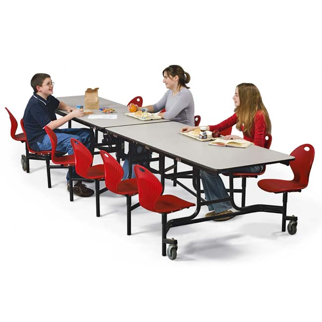 Go Back Gallery For School Cafeteria Tables And Chairs