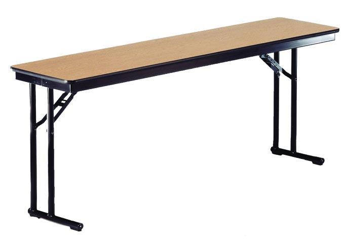 cp824f-24-x-96-folding-training-table