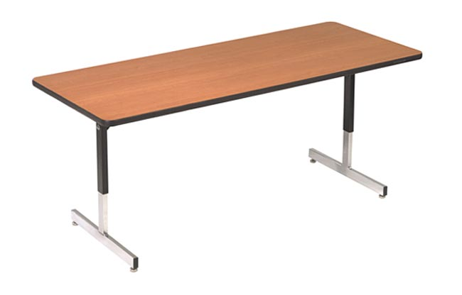 a185pl-pedestal-leg-training-table-18-d-x-60-w