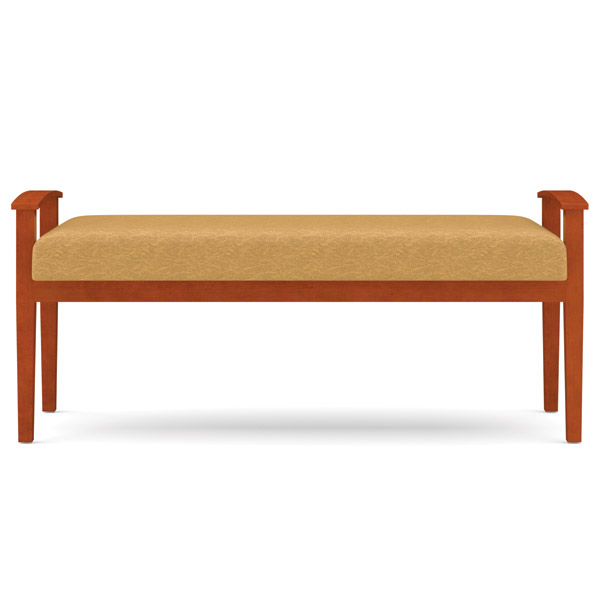Click here for more Amherst Bench Seating by Lesro by Worthington