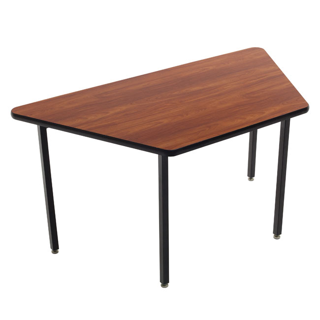 all-welded-utility-table-trapezoid-48-w-x-60-d