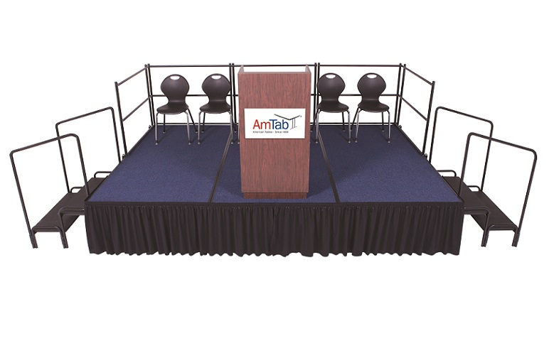 dual-height-stage-sets-w-carpet-surface-by-amtab