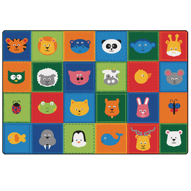 1254-animal-patchwork-kidsoft-rug-4x6-rectangle-primary-colors