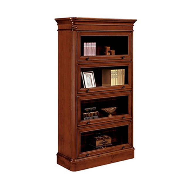antigua-series-bookcase-four-door-barrister