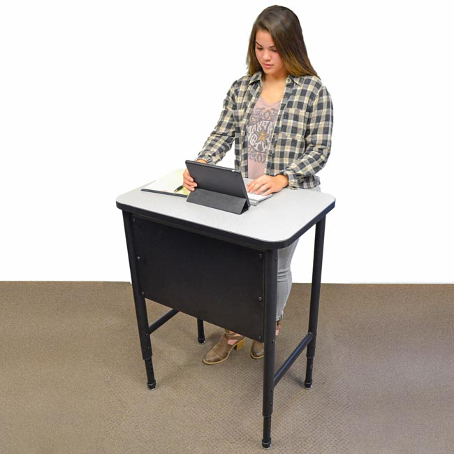 41-2420-apex-series-single-student-stand-up-desk-20-x-36