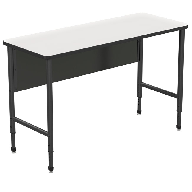 41-2428-apex-series-double-student-stand-up-desk-24-d-x-60-w-with-dry-erase-top