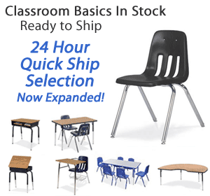 In Stock Quick Ship School Furniture