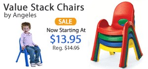 Daycare and Preschool Furniture Equipment  on Sale