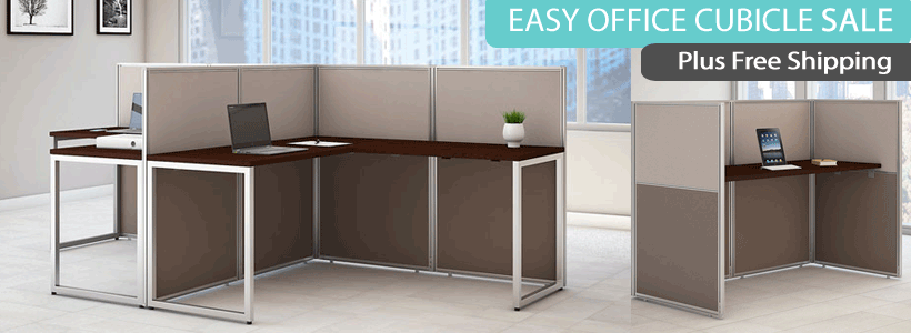 Save on Easy Office Cubicles, plus Free Shipping Now!