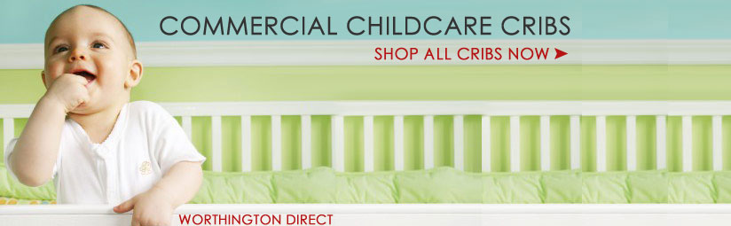 Commercial Daycare Cribs