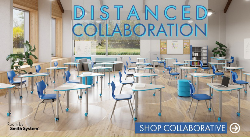 Shop Collaborative Desks, Tables, Flexible Seating for School Classroom