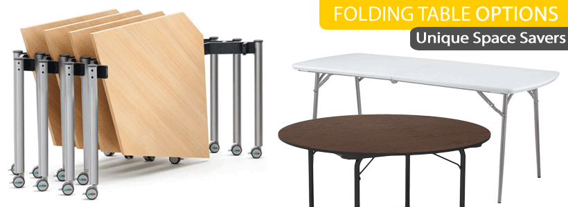 Shop all Folding Tables!